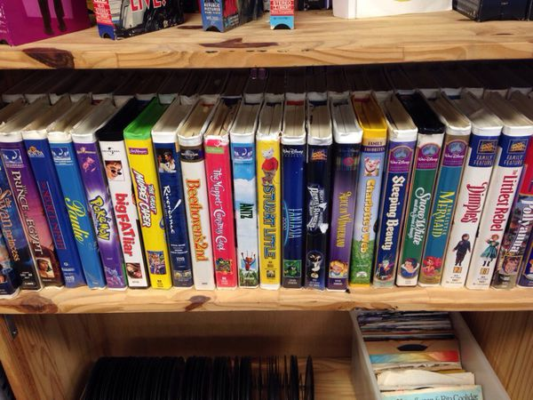 Disney & Children\'s VHS Tapes for Sale in Cary, NC - OfferUp