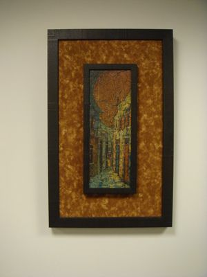 Painting, small vertical for Sale in Washington, DC