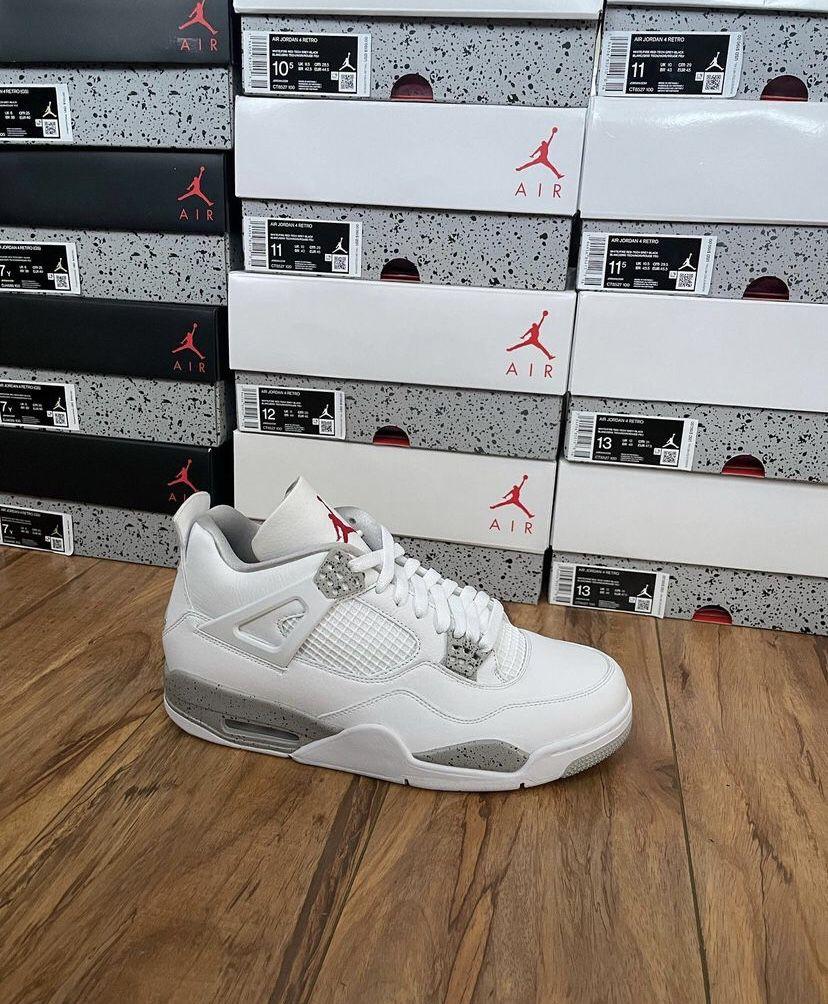 Oreo Jordan 4s