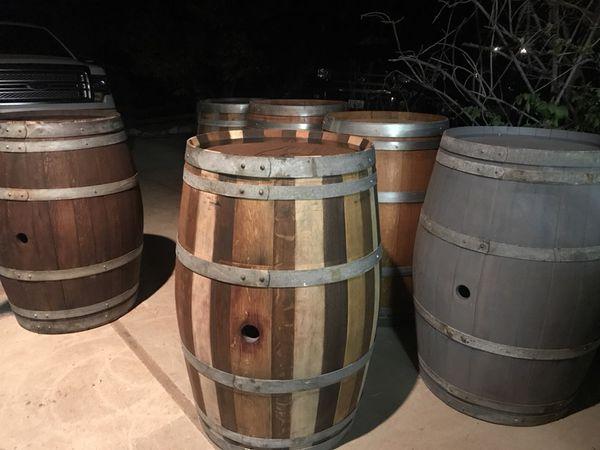 Refinished Wine Barrels For Sale In Big Bear Lake Ca Offerup