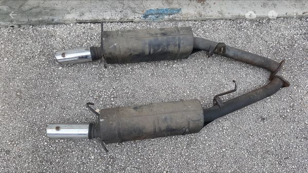 Rx7 / FC3S / 2nd gen Rx7 - Racing Beat Exhaust for Sale in Plantation, FL -  OfferUp