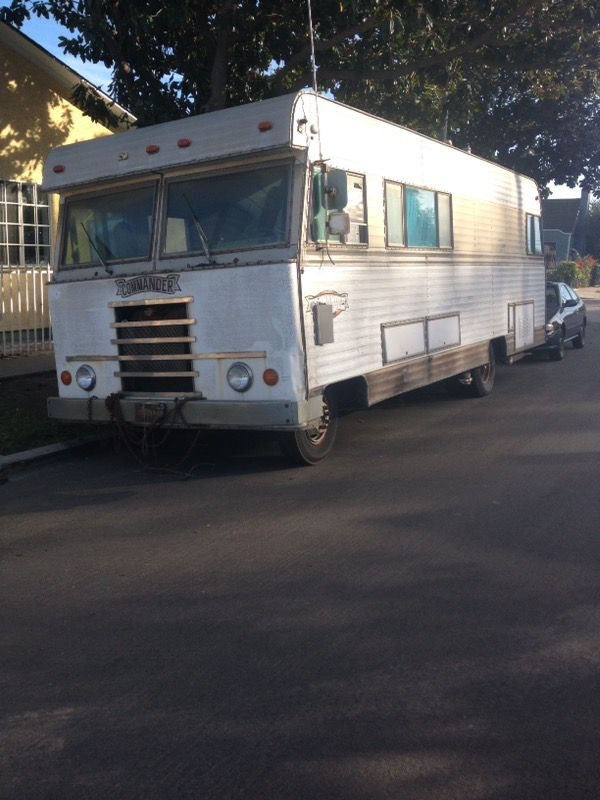 1973 Dodge Commander RV for Sale in Los Angeles, CA - OfferUp