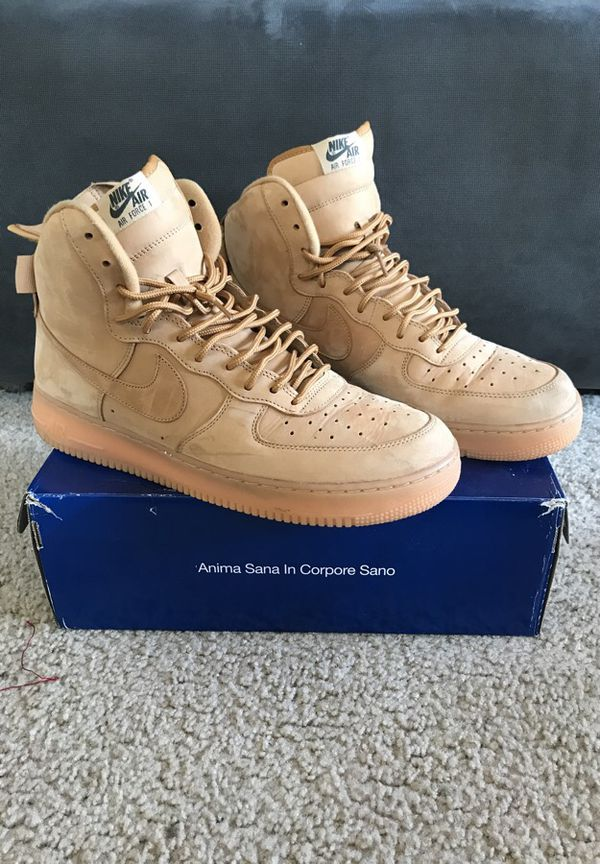 on sale ab7dc eb4f7 Nike Air Force 1 - High top. Men size 13.  40