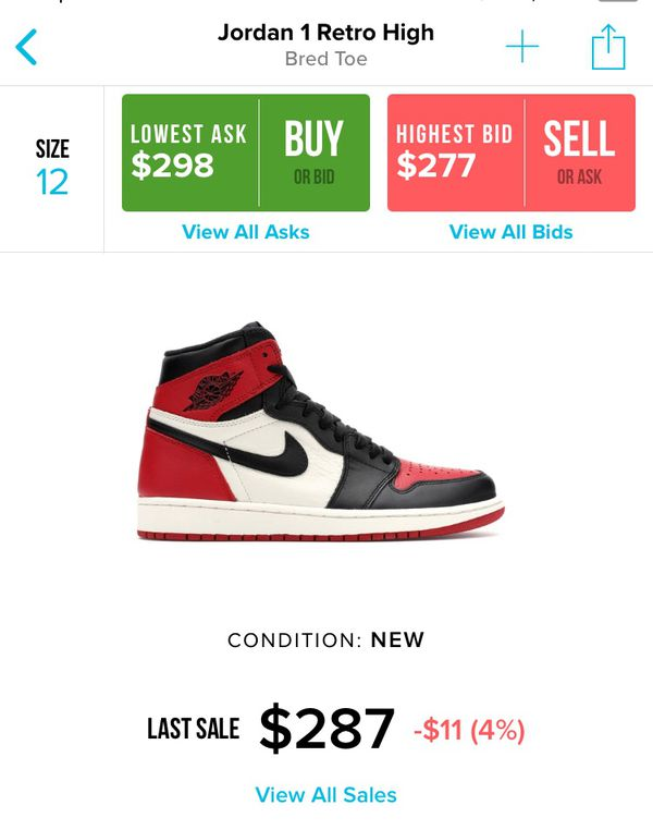 super popular e4e43 eab02 Jordan 1 for Sale in Oklahoma - OfferUp