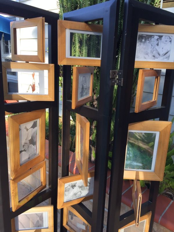 Picture frame room divider from Aaron Brothers (Furniture) in La ...