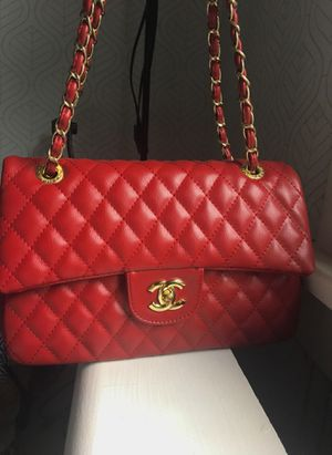 Red Chanel Bag for Sale in Chevy Chase, MD