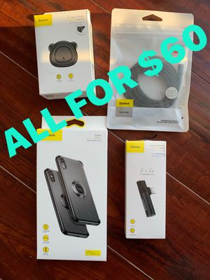 IPHONE ACCESSORIES for Sale in Victorville, CA