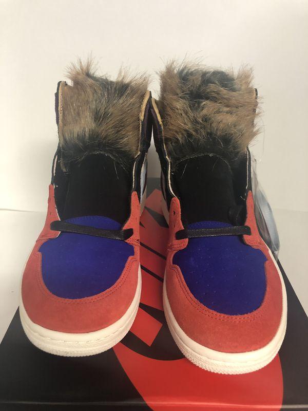 edcf657db09859 Nike Air Jordan 1 High OG NRG Court Lux Aleali May