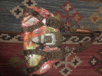 Cute western purse Thumbnail
