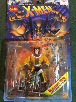 Marvel comics X-men Wolverine action figure for Sale in Orlando, FL