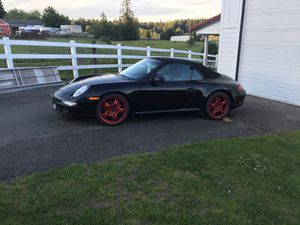 """Porsche 911 997 2006 cabriolet 3.8L """"s"""" 90,XXX miles 6 speed manual for Sale in Sammamish, WA"""