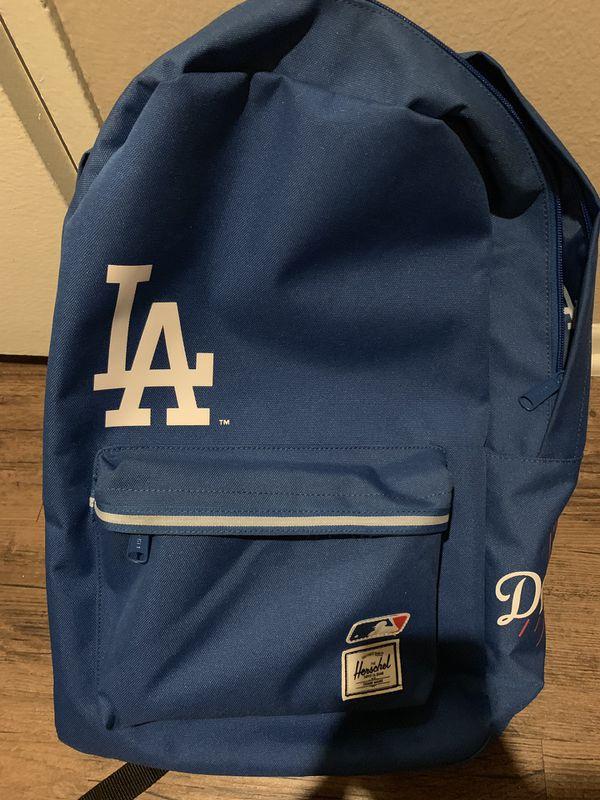 f2e519cf8a8 Herschel LA DODGERS Backpack for Sale in Upland