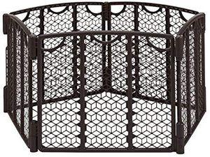 5 panels evenflo play yard gate for Sale in Alexandria, VA