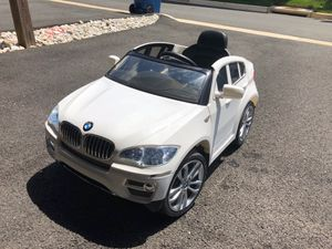 BMW ELECTRIC BATTERY - POWERED RIDE - ON TOY CAR for Sale in Ashburn, VA