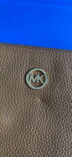 Michael kors Leather Wristlet Thumbnail