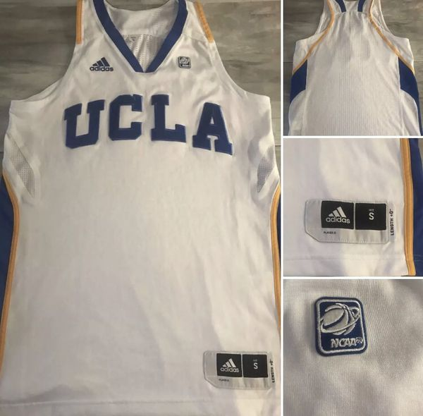 Womens Adidas UCLA Bruins Player-Issued Size Small Basketball Jersey. Chino  Hills ... cdea50a17f