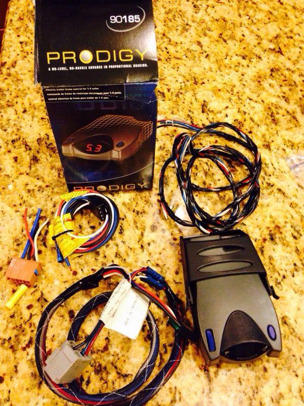 Electric Brake Controller Tekonsha Prodigy 90185