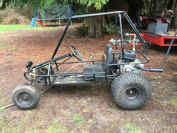 Yerf dog go kart 8hp for Sale in Olympia, WA - OfferUp