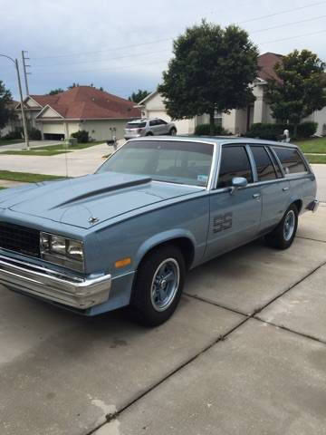 1983 Chevy Malibu wagon for Sale in Spring Hill, FL - OfferUp