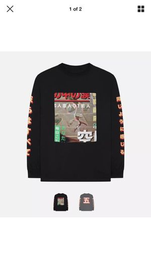 The WeekndKISS LAND 5th ANNIVERSARY Cover Issue Long Sleeve Tee Size M and L