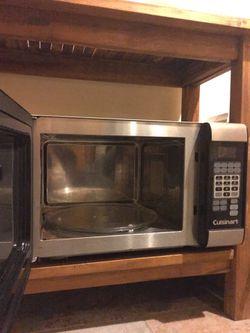 Cuisinart microwave Thumbnail