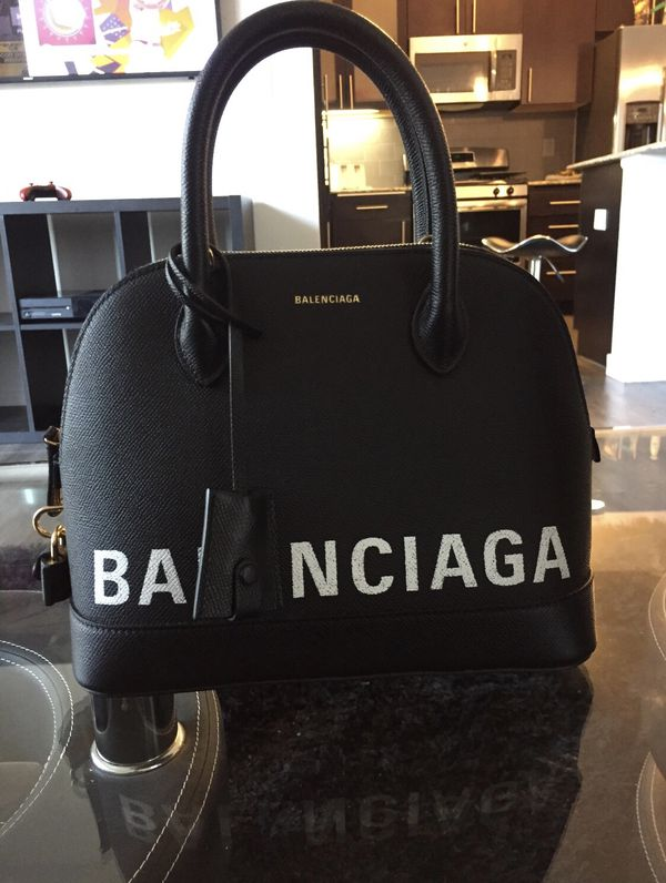a732f47602662f Balenciaga Ville Leather Top Handle Bag for Sale in Los Angeles, CA ...