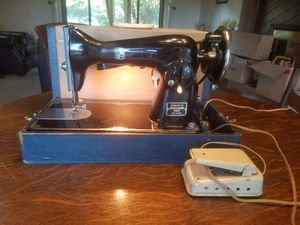 Montgomery Ward Sewing Machine for sale | Only 4 left at -70%