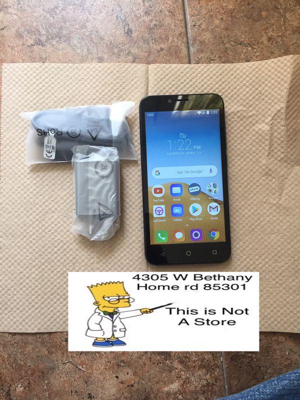Unlocked Alcatel 5041C 16GB 5'' Screen (T-Mobile Cricket) for Sale in  Glendale, AZ - OfferUp