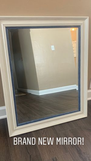 Photo Brand New Mirror-Bed Bath & Beyond
