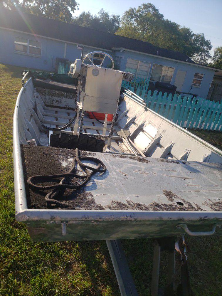 Photo Jon Boat For Sale