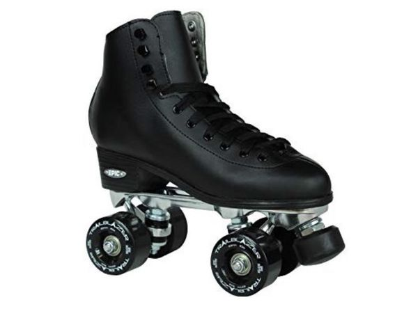 Skates For Sale >> Size 7 Women S Black Epic Roller Skates For Sale In San Mateo Ca Offerup