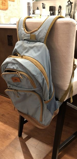 Quicksilver Backpack (broken zipper) for Sale in Cleveland, OH