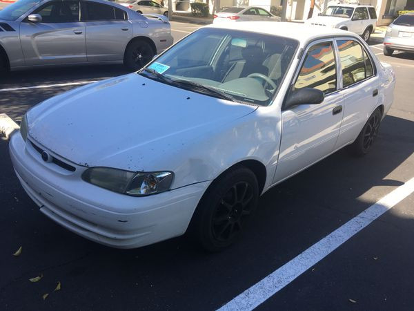 Taking Offers Toyota Corolla For Sale In Las Vegas Nv