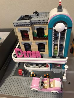 LEGO downtown diner Thumbnail