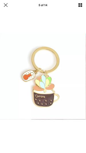 Succulent keychain for Sale in Tacoma, WA