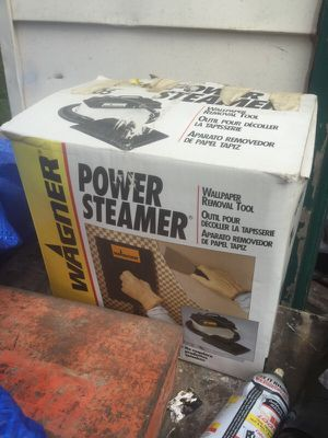 Wall paper steamer for Sale in Crofton, MD