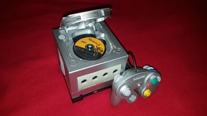 Nintendo GameCube with GameBoy Player for Sale in Silver Spring, MD