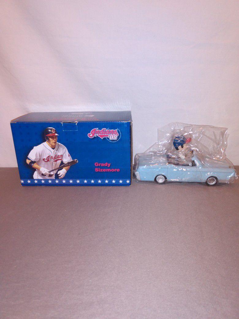 Cleveland Indians Grady sizemore car bobblehead