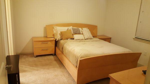 Queen Bedroom Set For Sale In Atlanta Ga Offerup