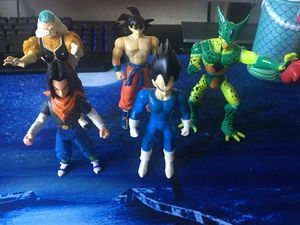 Dragon ball z action figures for Sale in Orlando, FL