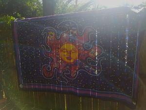 Sun/Moon Wall Tapestry for Sale in Apopka, FL