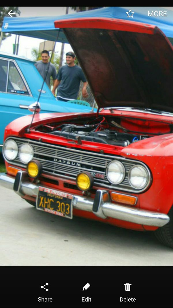 67 Datsun 411 sss (Auto Parts) in Los Angeles, CA - OfferUp