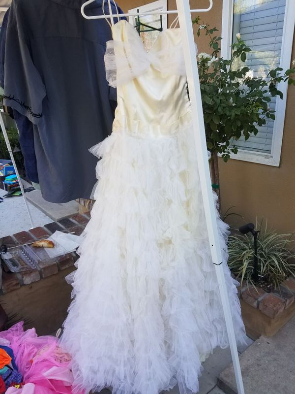 1950s Ball Gown Prom Wedding Dress For Sale In San Bernardino CA