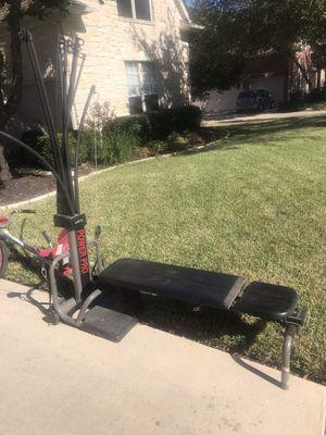 Bowflex power pro for Sale in Round Rock, TX