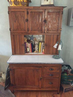 Antique Hoosier Cabinet for Sale in Germantown, MD