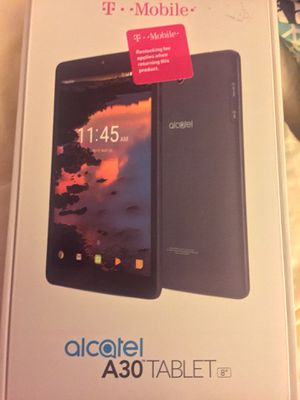 Tablet alcatel Tmobile for Sale in Kissimmee, FL