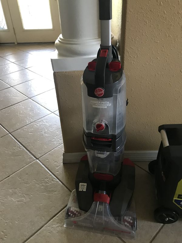 Bissell Proheat Advanced Carpet Cleaner