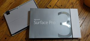 """Microsoft Surface Pro 3 Tablets (12"""", 256 GB, 8GB RAM, windows 10) LIKE NEW - (4) available for Sale in undefined"""
