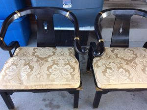 2 BEAUTIFUL ANTIQUES CHAIRS ! for Sale in Hyattsville, MD
