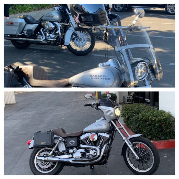 Dyna FXR Sportster Fairing And Dyna Windshield For Sale In